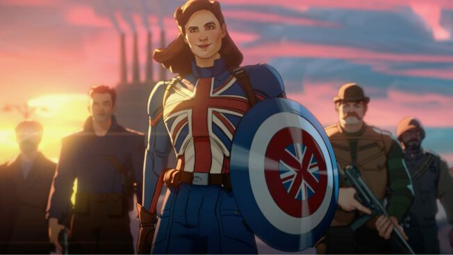 What If...? Easter Eggs Staffel 1 Marvel