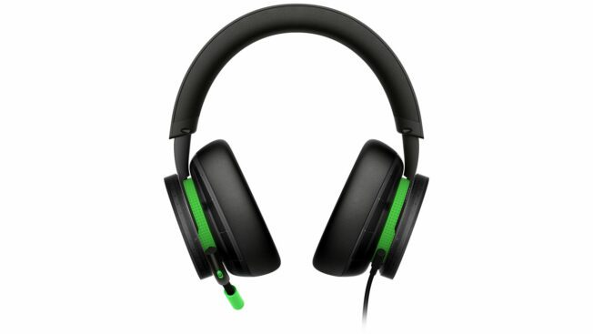 Xbox Wireless Controller 20 Jahre - Headset 2