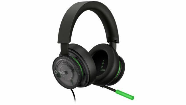 Xbox Wireless Controller 20 Jahre - Headset