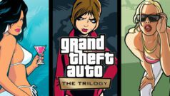 GTA Grand Theft Auto The Trilogy The Definitive Edition